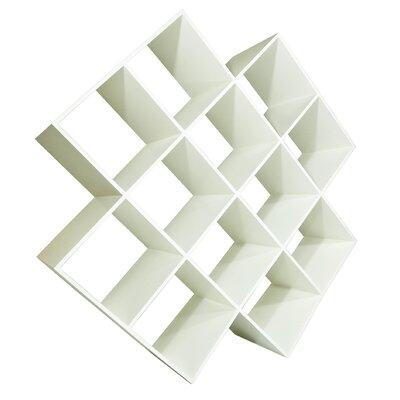 """Nolen Niu, Inc. Oblique 59"""" Bookcase"""