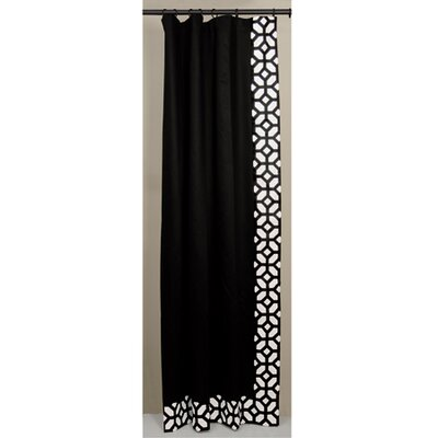 Niche Palmer Rod Pocket Curtain Single Panel