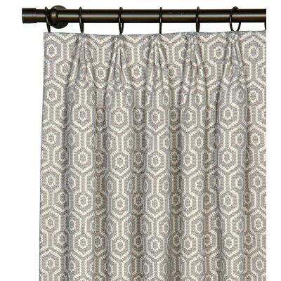 Niche Gavin Cotton Grommet Curtain Single Panel