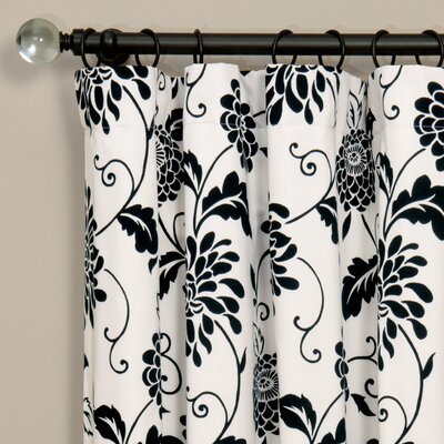 Niche Palmer Loren Cotton Grommet Curtain Single Panel