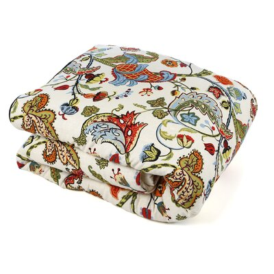 Bayliss Hand-Tacked Comforter