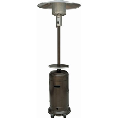 az patio heaters tall propane patio heater with table i reviews