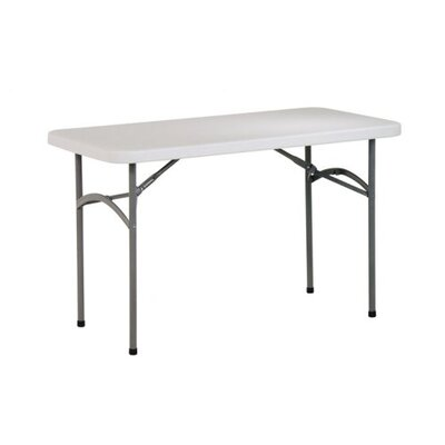 HDPE Center Fold Table