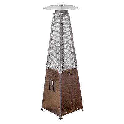 Portable Glass Tube Gas Patio Heater