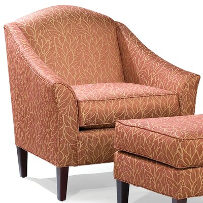Fairfield Chair Tabor Transitional Chair and Ottoman