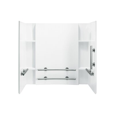 Sterling by Kohler Accord Wall Set