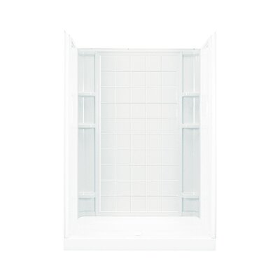 Sterling by Kohler Ensemble Back Wall