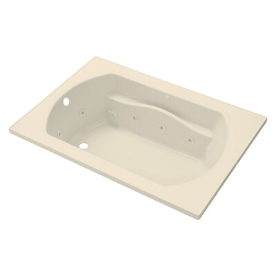 "Sterling by Kohler Lawson 42"" Reversible Whirlpool Tub"