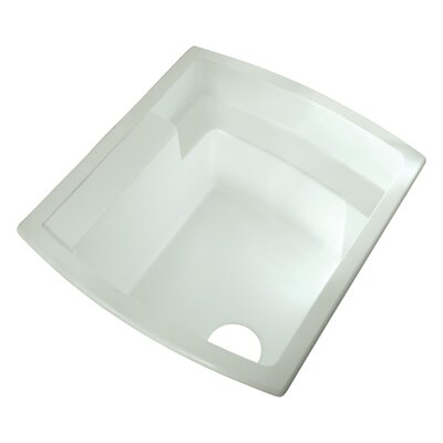 Latitude Single Bowl Utility Sink