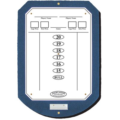 Indigo ScoreStation with White Dry-Erase Surface