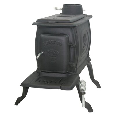 Small Cast Iron Logwood Stove