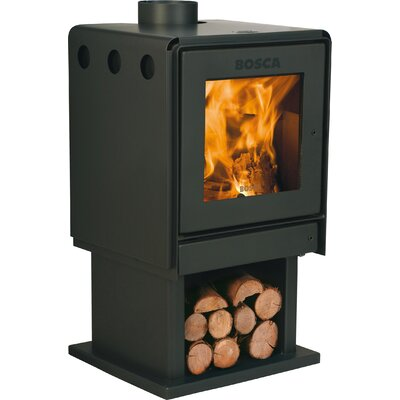 Performer 2 200 Square Foot Wood Stove With Blower Wayfair