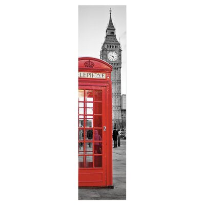 ADZif Unik Call Me Big Ben Wall Decal
