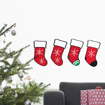 ADZif Christmas 2013 Stocking Decals