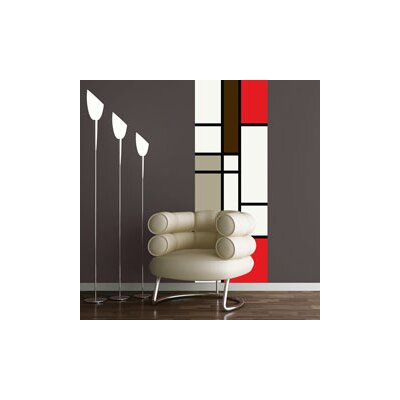 ADZif Unik Mondrian Wall Decal