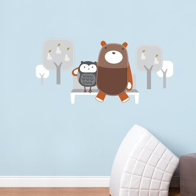 ADZif Piccolo Yuri at the Park Wall Sticker