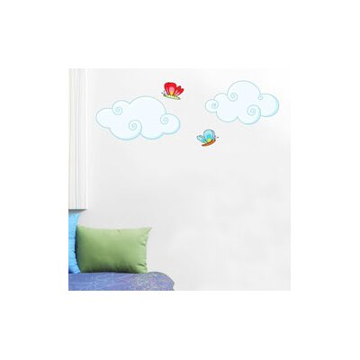 ADZif Ludo Clouds Wall Decal