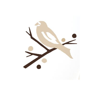 Piccolo Grosbeak Wall Sticker