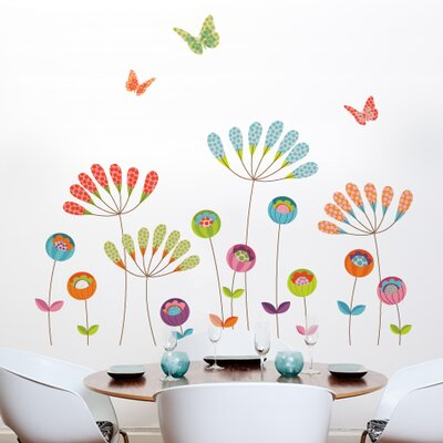 XXL Pompoms Wall Sticker