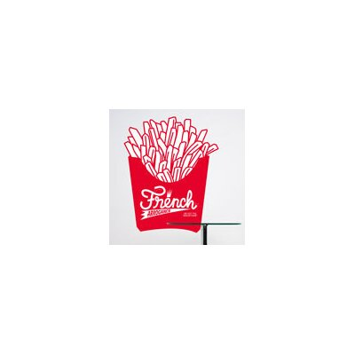 ADZif Ado French Fries Wall Decal