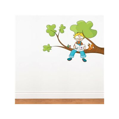 ADZif Ludo Tells a Story Wall Decal