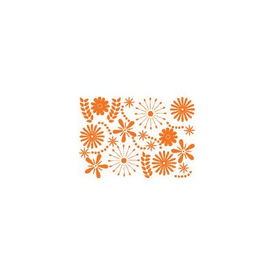 ADZif Ado Flower Power Wall Decal