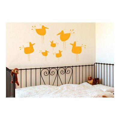 ADZif Baby Hot Chicks Wall Decal