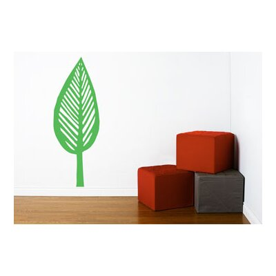 ADZif Spot Cypresstree Wall Decal