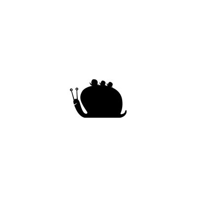 ADZif Memo Snails Wall Decal