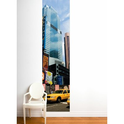ADZif Unik Yellow Style Wall Decal