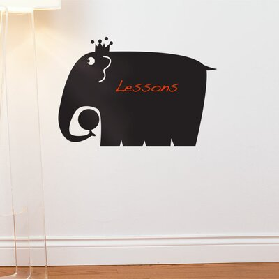 ADZif Memo Elephant Wall Decal