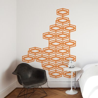 ADZif XXL Vintage Wall Sticker