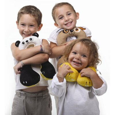 BenBat Travel Friends Head/Neck Support: 4-8 yrs old - DOG