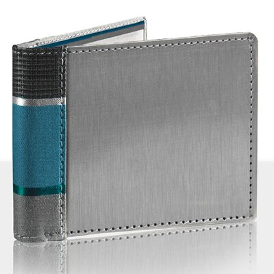 Stewart/Stand RFID Blocking New Stripe Bill Fold Wallet