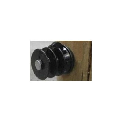 Dare Products Wood Post Insulator With Nail
