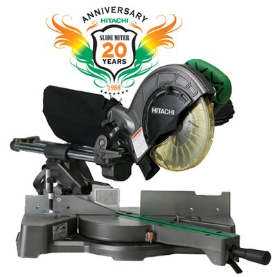 "Hitachi 8.5"" Sliding Compound Miter Saw"