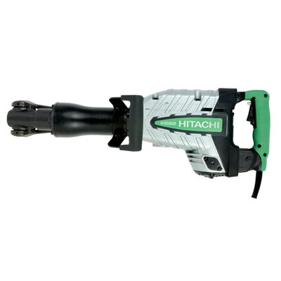 "Hitachi 1.13"" Hex Double Insulated Demolition Hammer"