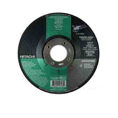 Hitachi Flat Thin Cut-Off Wheels