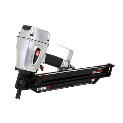 "Grip-Rite 2"" to 3-1/4"" Round Head Framing Nailer (21 Degree)"