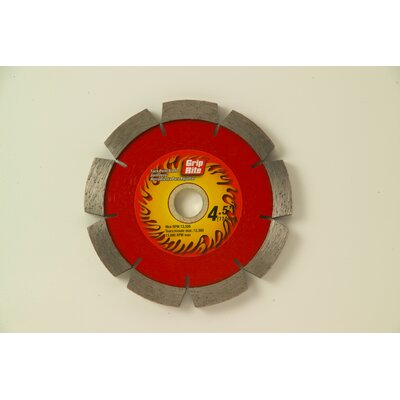 Grip-Rite Industrial Tuck Point Diamond Blade