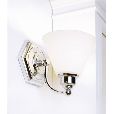 Norwell Lighting Jenna 1 Light Wall Sconce