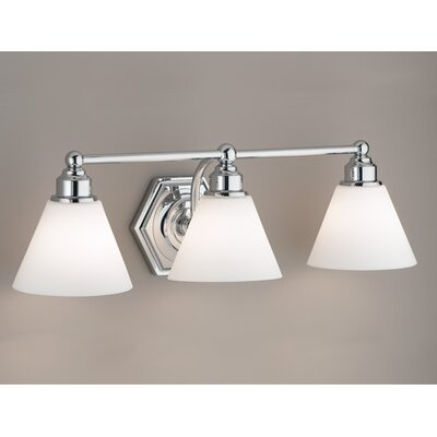 Norwell Lighting Jenna 3 Light Bath Vanity Light