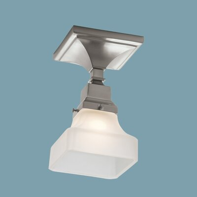 Norwell Lighting Birmingham 1 Light Semi Flush Mount