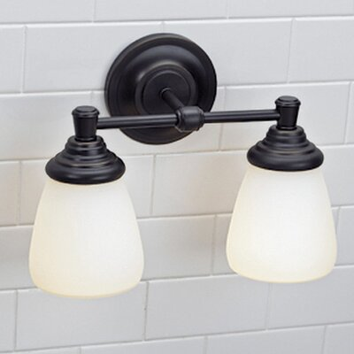 Norwell Lighting Maison 2 Light Bath Vanity Light