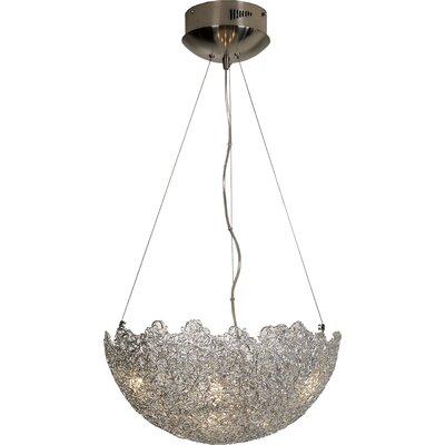 Trend Lighting Corp. Moonstruck 6 Light Bowl Pendant