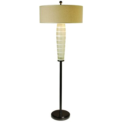 Trend Lighting Corp. Prestige 2 Light Floor Lamp