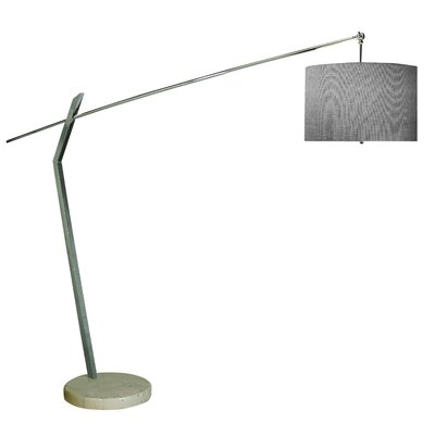 Trend Lighting Corp. Chelsea 2 Light Arc Floor Lamp