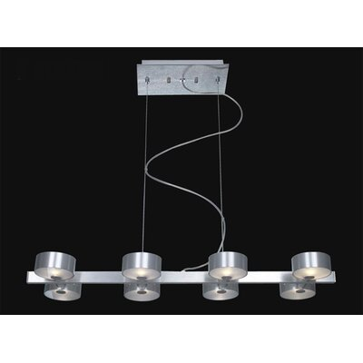 Trend Lighting Corp. 8 Light Pendant