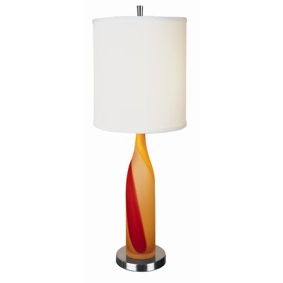 """Trend Lighting Corp. Sherbert 29"""" H Table Lamp with Drum Shade"""