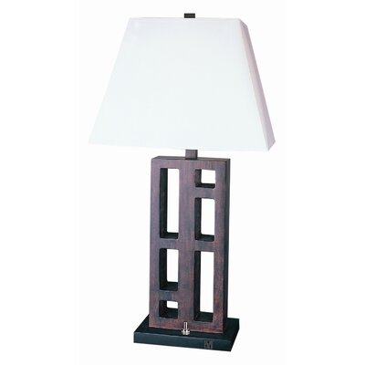 Trend Lighting Corp. One Light Table Lamp in Bronze